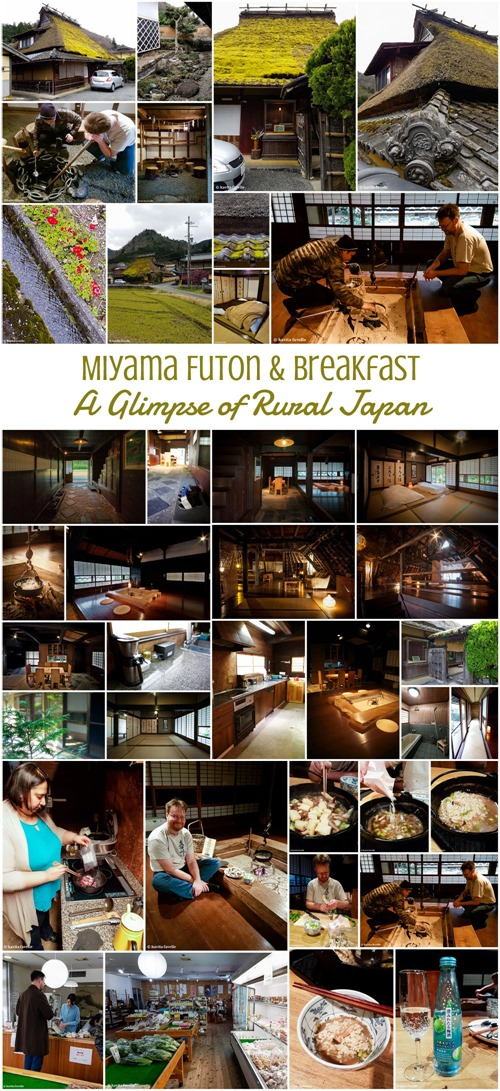 Miyama Kyoto Cottage (Tall Pin)