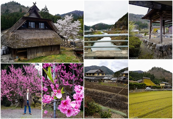 Miyama Kyoto Cottage - collage3