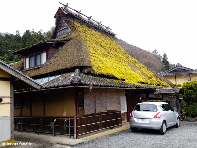 Miyama Thatched Cottage in Kyoto Japan on Kavey Eats-065037
