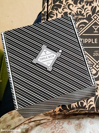 Tipple Box (2016) on Kavey Eats-