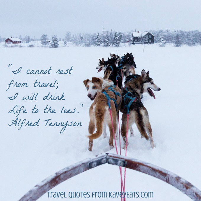 (c) Kavita Favelle - Alfred Tennyson - Arctic Sweden