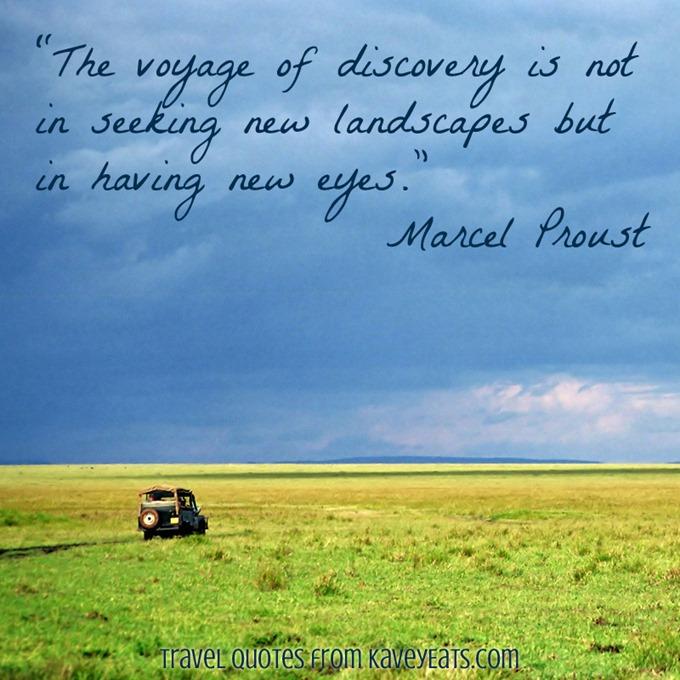 (c) Kavita Favelle - Marcel Proust - Kenya