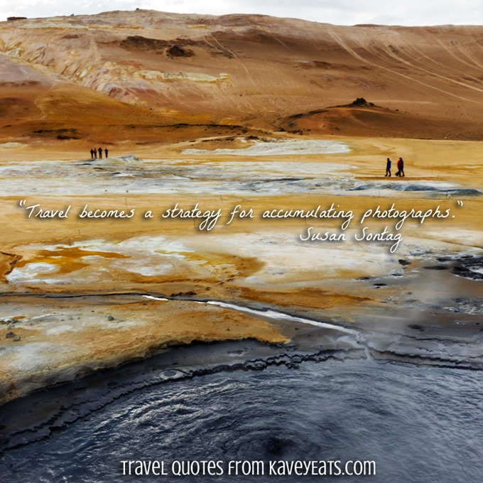 (c) Kavita Favelle - Susan Sontag - Iceland