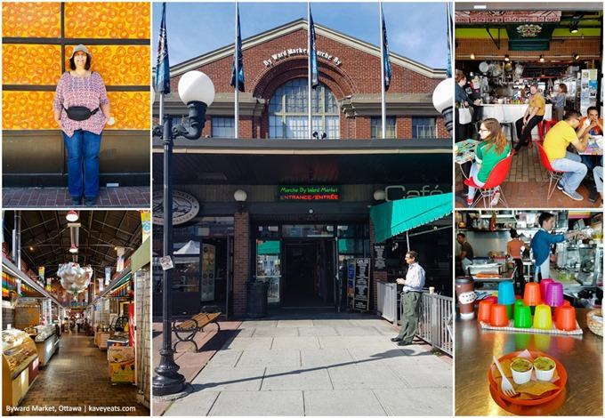 Byward Market Core Building Collage - Ottawa 2016