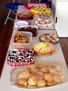Cake Sale Jo Brigdale