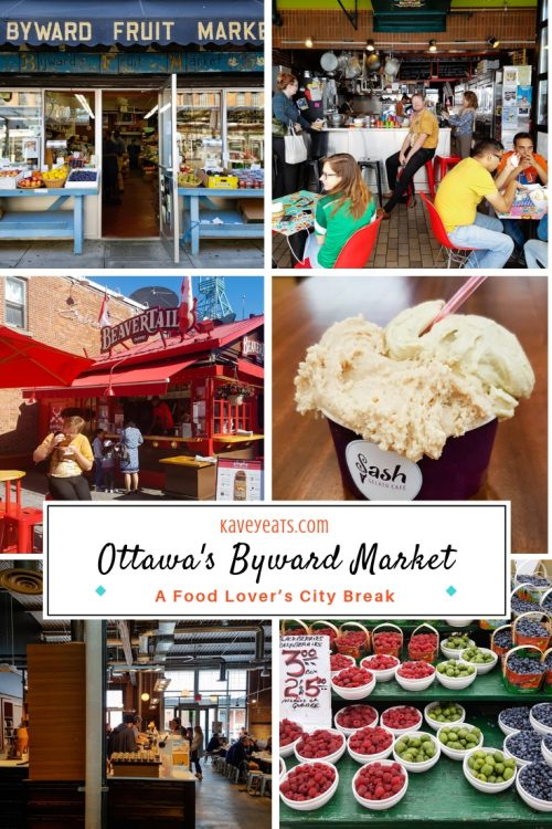 A Food Lover's Break in Ottawa's Byward Market
