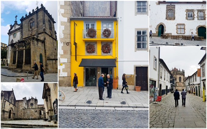 Braga Collage