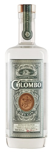 Colombo Gin Bottle