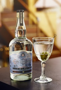 Gin Lane 1751 Royal Stength Dry Martini