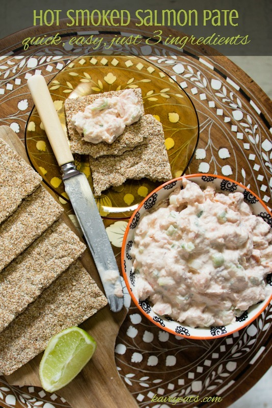 Hot Smoked Salmon Pate on Kavey Eats (c)Kavita Favelle (Text1)