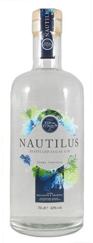 Portuguese Story gin-nautilus