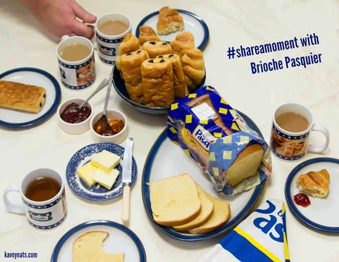 Shared Moments with Brioche Pasquier - Kavey Eats (1)