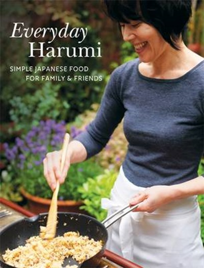 everyday harumi 2016 paperback cover