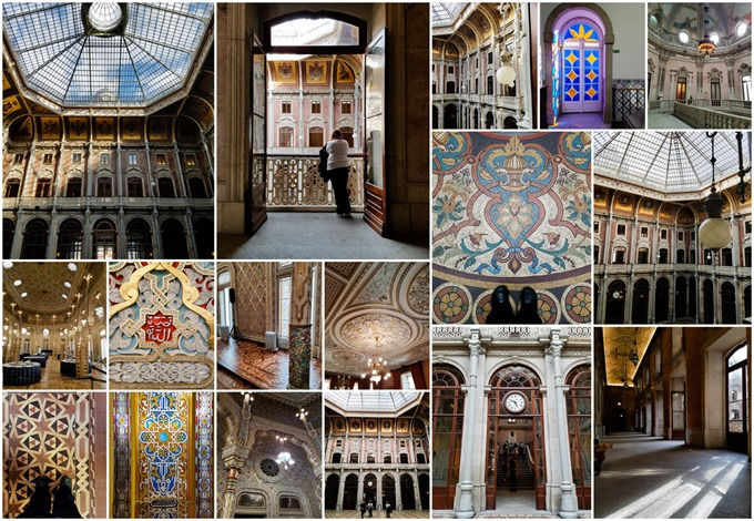 Porto Collage - Bolsa Palace