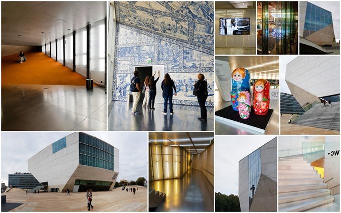Porto Collage - Casa da Musica
