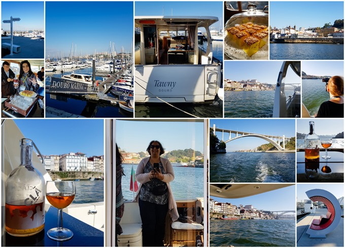 Porto Collage - Feel Douro Boat