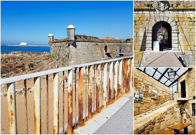 Porto Collage - Forte de Sao Francisco Xavier
