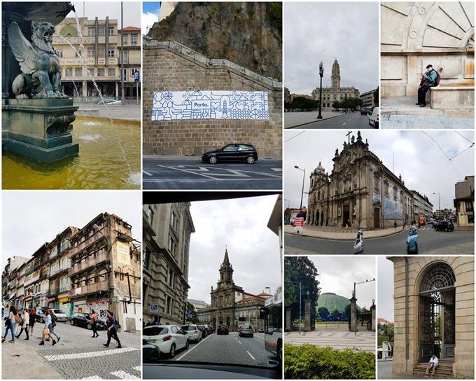 Porto Collage - General