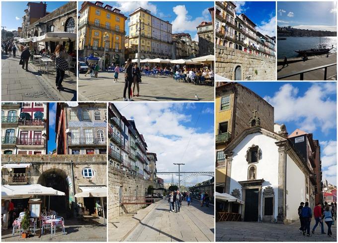 Porto Collage - Promenade