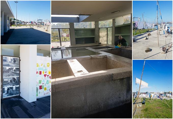 Porto Collage - São Pedro da Afurada Public Laundry