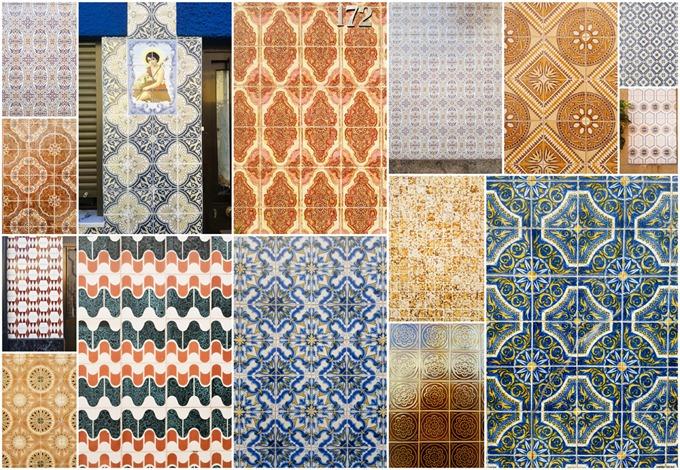Porto Collage - São Pedro da Afurada Tiling