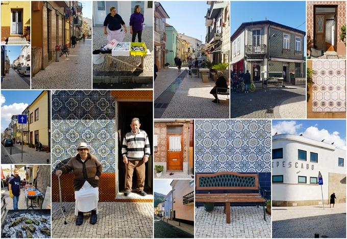 Porto Collage - São Pedro da Afurada Village