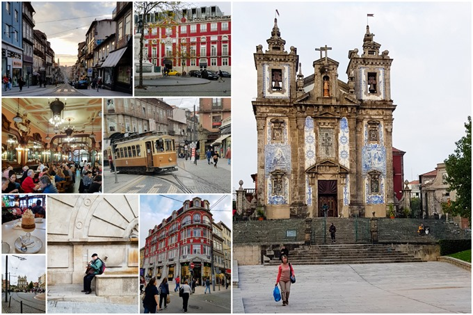 Porto Collage - Town Centre