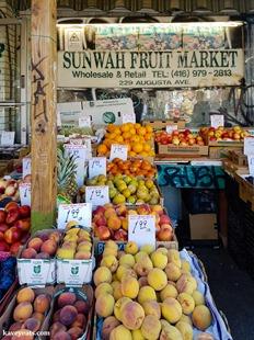 Kensington Market in Toronto - Kavey Eats (c) Kavita Favelle-110022