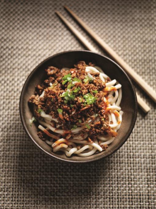 Spicy Sichuan Noodles (sm)