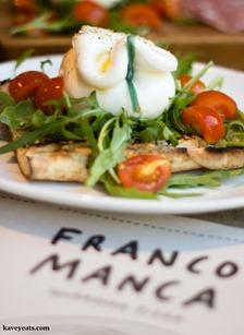 Franco Manca Pizzeria Broadgate Circle London on Kavey Eats-1465