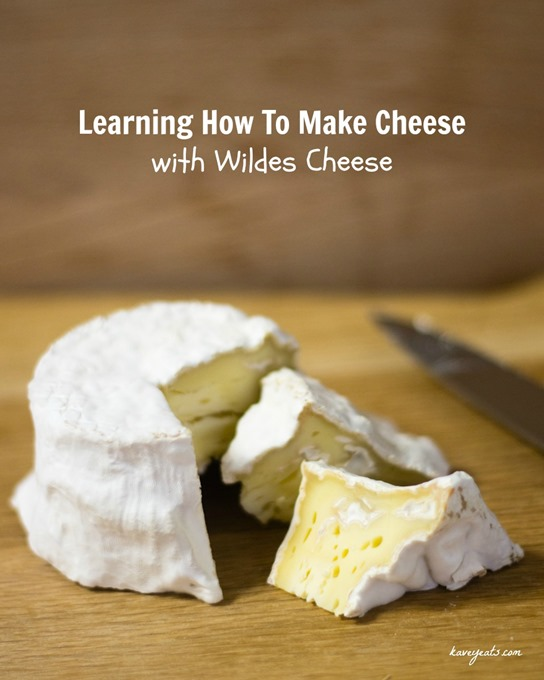 Cheese Making at Wildes Cheese on Kavey Eats (2)