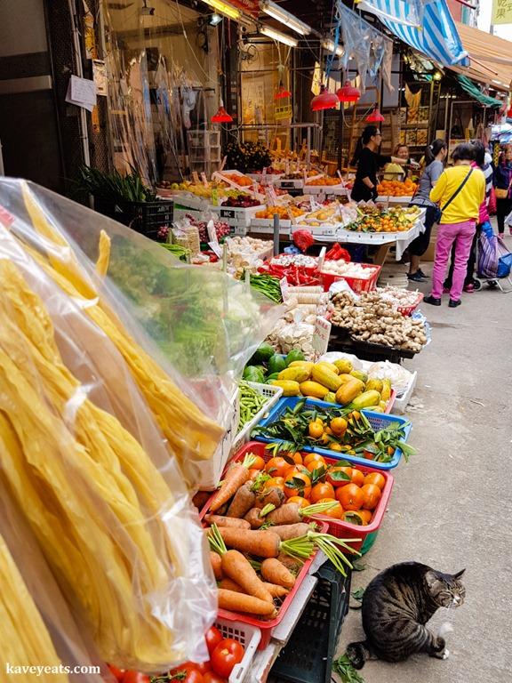 Hong Kong Tai Po Market On Kavey Eats 121409