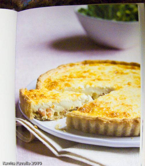 The Ultimate Quiche Lorraine