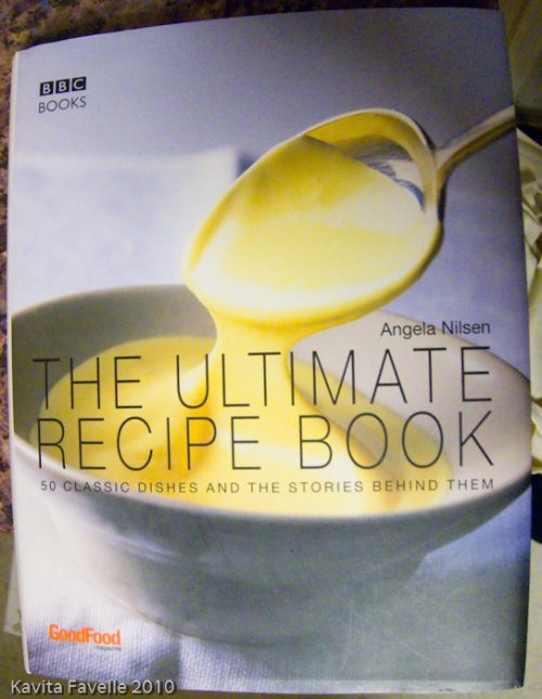 The Ultimate Recipe Book by Angela Nilsen