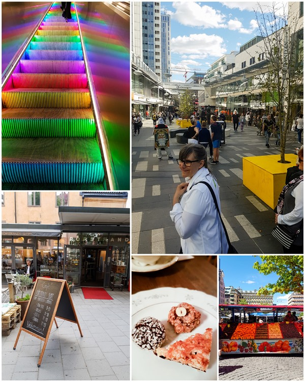 Stockholm FoodTour Collage 11