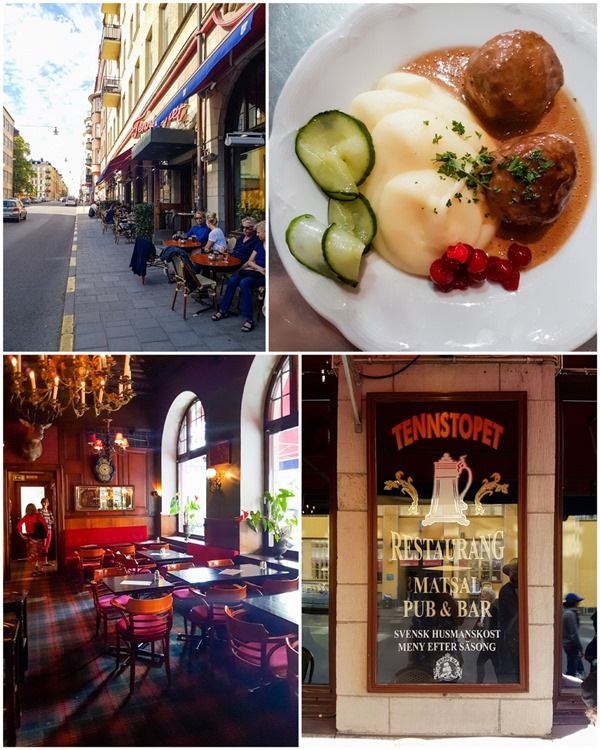 Stockholm FoodTour Collage 6