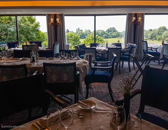 The Petersham Hotel Restaurant in Richmond on Kavey Eats-121804