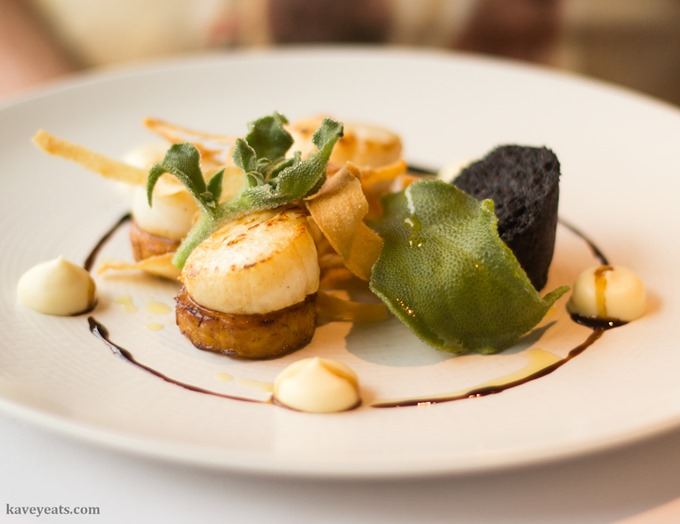 The Petersham Hotel Restaurant in Richmond on Kavey Eats-1516