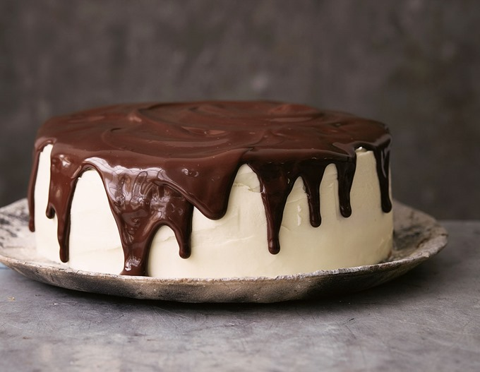 Veggies Desserts Cakes - Pear & parsnip cake 2