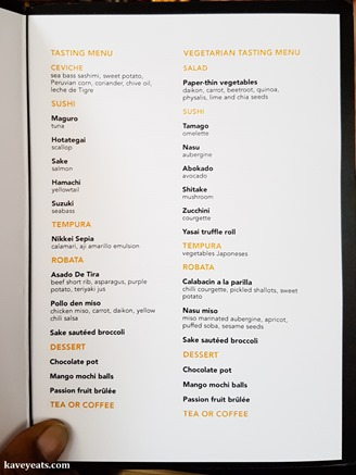 Chotto Matte Soho Brunch Menu on Kavey Eats-122936