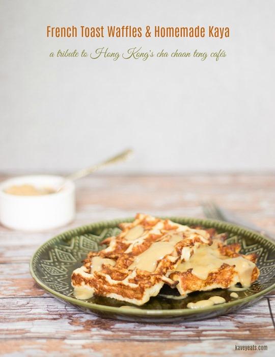 French Toast Waffles on Kavey Eats (2)