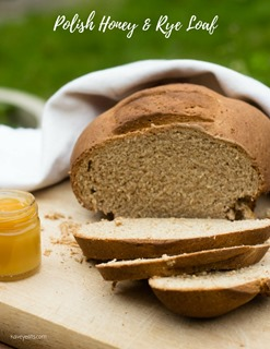 Honey and Rye Bread on Kavey Eats (1)