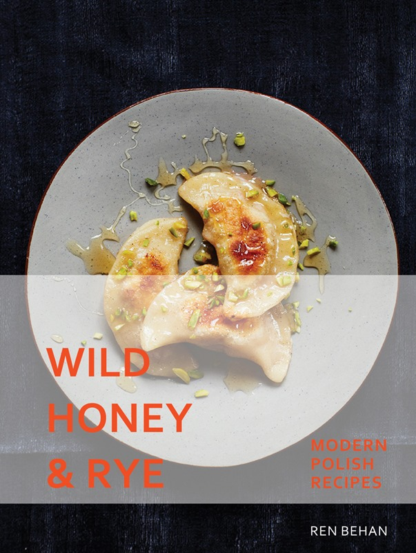Ren Behan Wild Honey and Rye cover