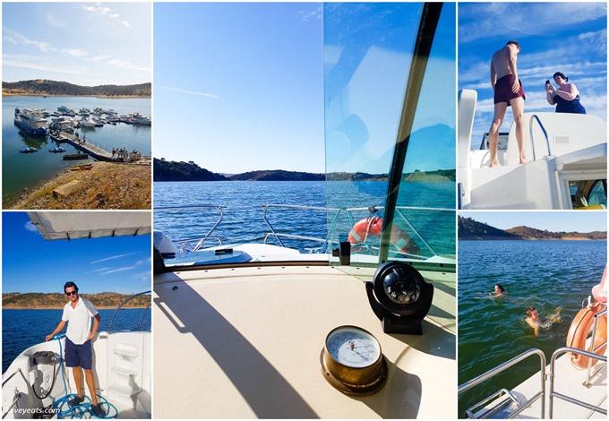 Alentejo Amieira Marina Boating