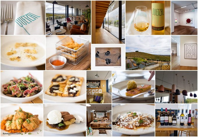 Alentejo Quinta do Quetzal Shop Gallery Restaurant