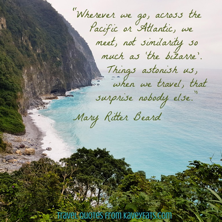 Travel Quote Tuesday | The Bizarre