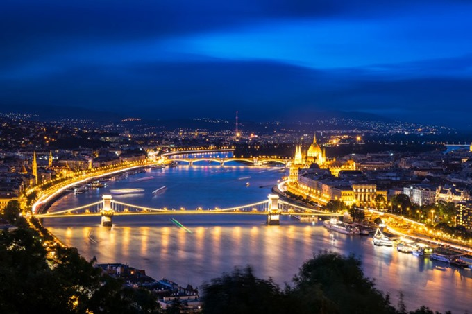 Budapest - Kate Storm