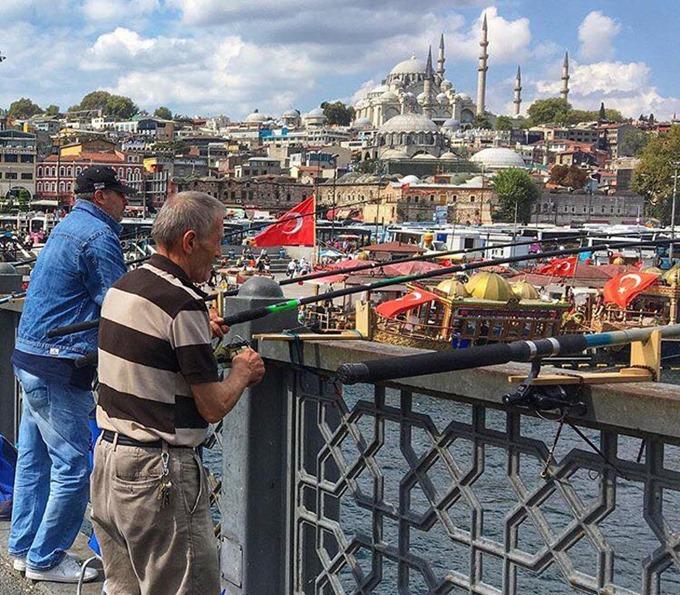 Istanbul - Nathan Aguilera