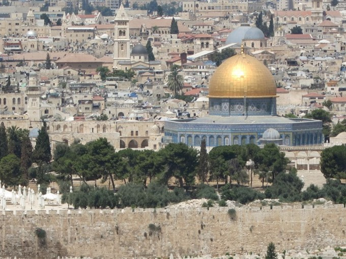 Jerusalem - Rachel Heller