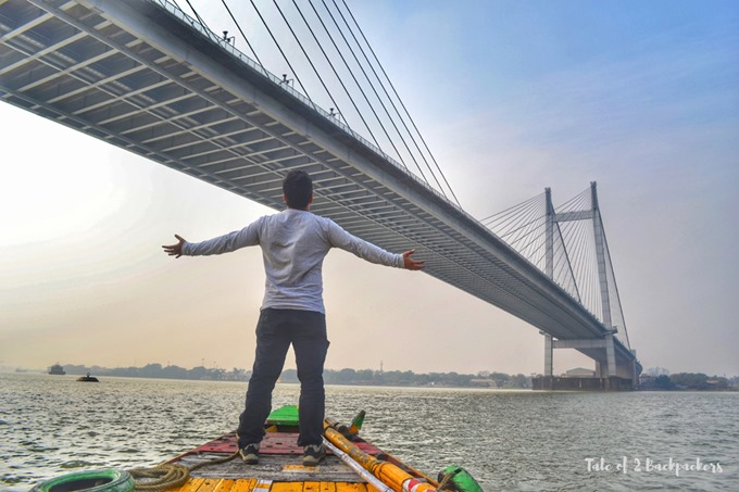 Kolkata Second Hooghly Bridge - Amrita